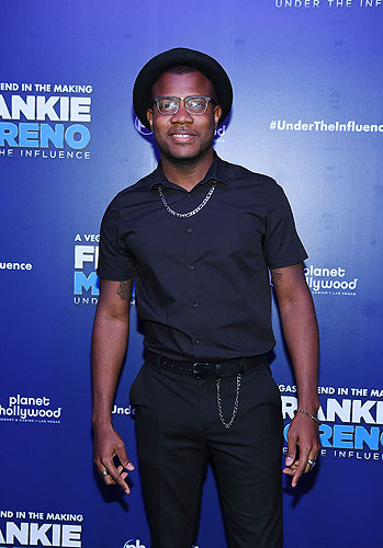 Markevius Faulkner of FRANKIE MORENO - UNDER THE INFLUENCE at Opening Night of FRANKIE MORENO - UNDER THE INFLUENCE at Planet Hollywood Resort and Casino 5