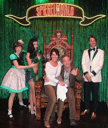 Kix Brooks attends ABSINTHE at Caesars Palace 5.8.16 credit Joseph SandersSpiegelworld