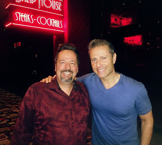 Terry Fator attends PAUL ZERDIN-MOUTHING OFF at Planet Hollywood 5.6.16 credit Robyn MellorMOUTHING OFF VEGAS