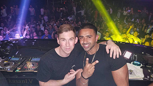 Hakkasan Hardwell and Jay Sean