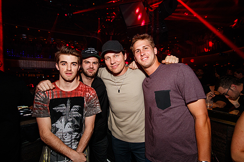 JEWEL The Chainsmokers Tiesto Jared Goff Photo Credit Tony Tran