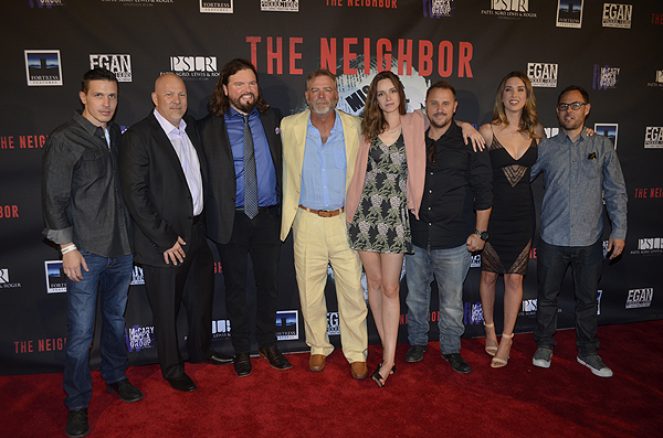 Cast and crew of The Neighbor 783