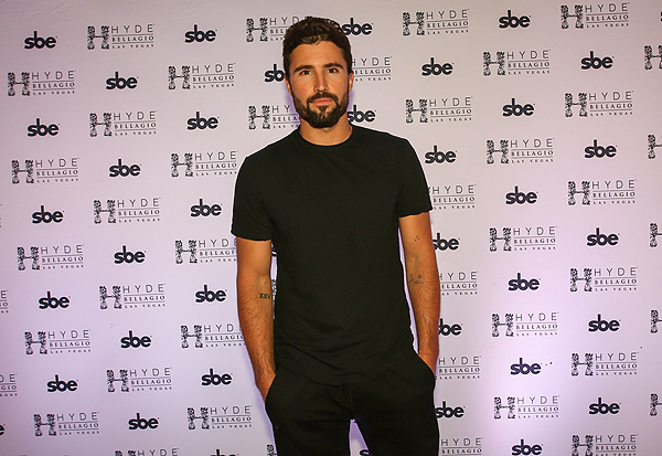 Brody Jenner Celebrates Labor Day Weekend at Hyde Bellagio in Las Vegas 9.3.16