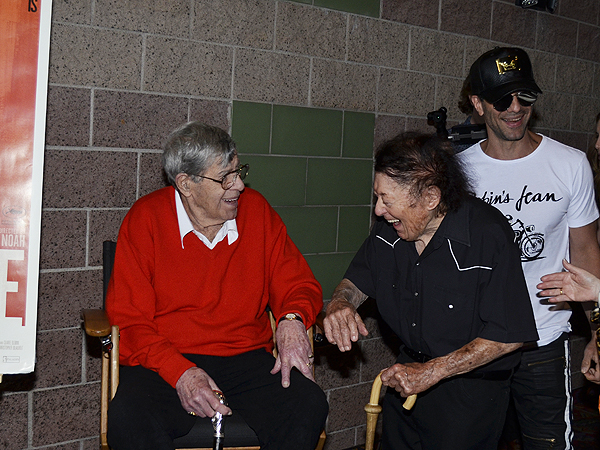 Jerry Lewis Marty Allen Criss Angel