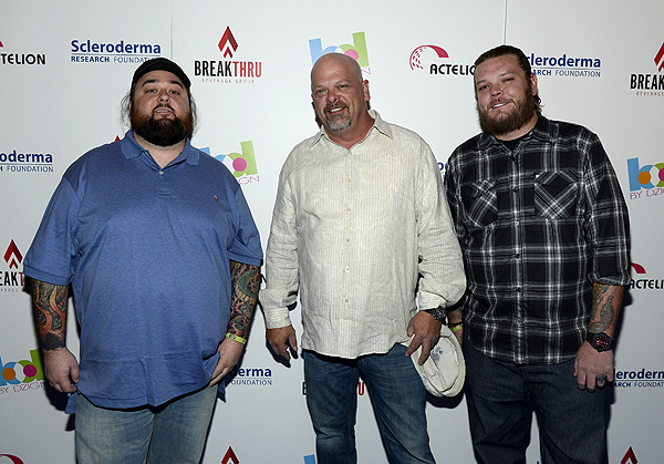 Pawn Stars PC Getty