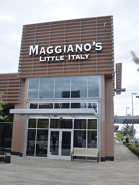 Maggianos Little Italy 1394