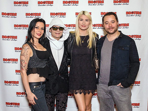 AmberLynn Corey Feldman Courtney Anne Mitchell Ryan Stock