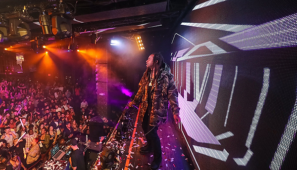 Ty Dolla Sign Performs at TAO 11.3.16