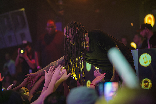 Ty Dolla Sign Performs at Marquee 11.21.16
