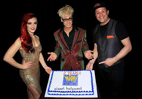 2 YEAR Anniversary Picture Planet Hollywood 2016 1