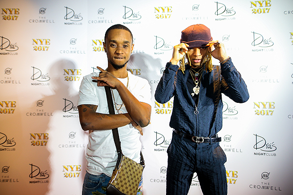 Rae Sremmurd Kicks Off 2017 at Drais Nightclub in Las Vegas 1.1.17 Radis Sammerthai 4