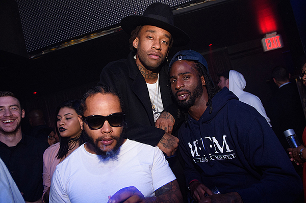 Ty Dolla ign at TAO 12.29.16