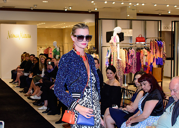 Fashion show of Neiman Marcus spring trends - Photo credit: Gene Boothe