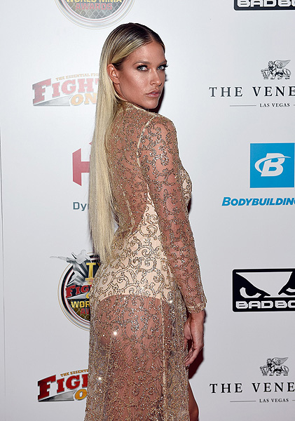 Barbie Blank Photo credit Wire Image David Becker