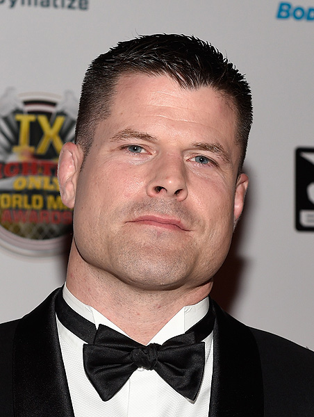 Brian Stann Photo credit Wire Image David Becker