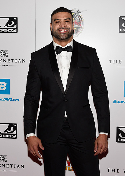 Shawne Merriman Photo credit Wire Image David Becker