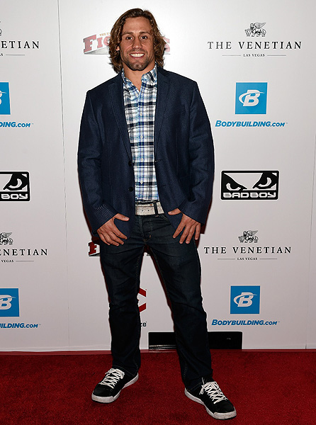Urijah Faber Photo credit Wire Image David Becker