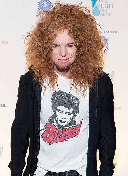 Carrot Top at One Night for One Drop 2017