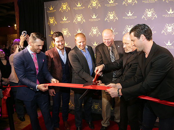 DWM ribbon cutting 1