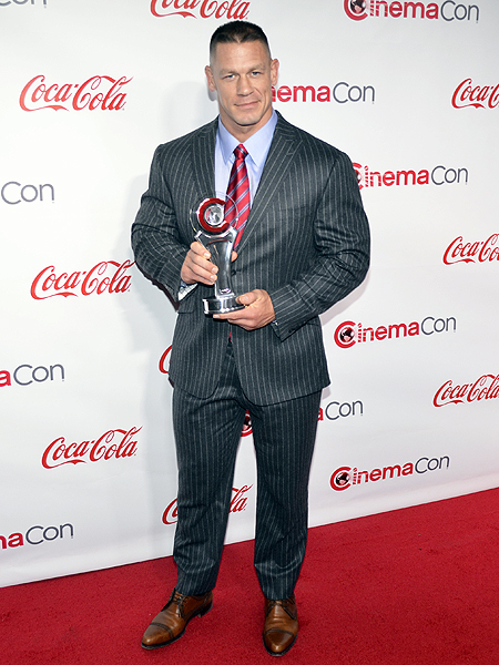 John Cena 2017 CinemaCon Photo credit Stephen Thorburn 3274