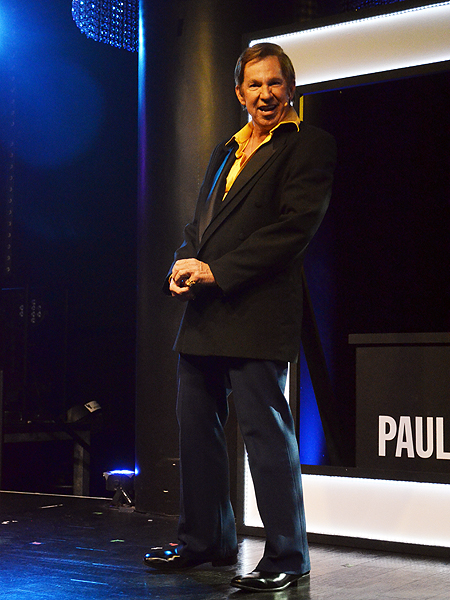 Michael Airington as Paul Lynde - Photo credit: Stephen Thorburn