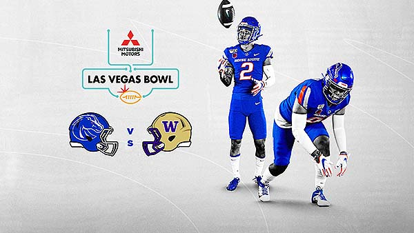 2019 Vegas Bowl Graphic