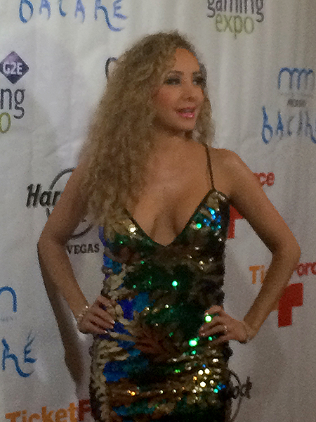 CEA Lorena Red Carpet a