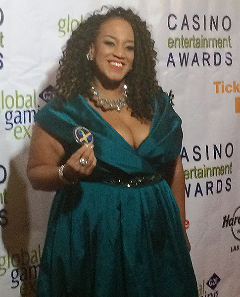 CEA Michelle Johnson Red Carpet Cropped