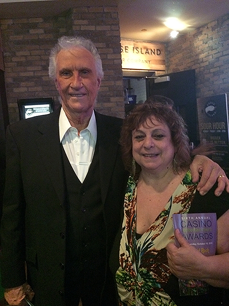 Bill Medley and Patty Fantasia