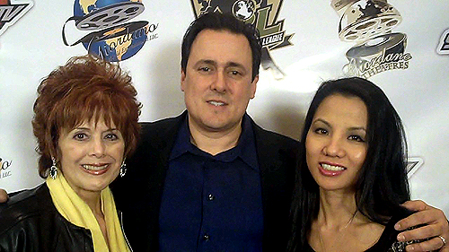 Actress_Judith_Hayek_with_Angelo_and_Christine_at_Red_Carpet_Premiere