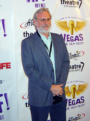 David Schmoeller on the VIFF Red Carpet